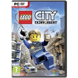 LEGO City Tajny Agent (PC)