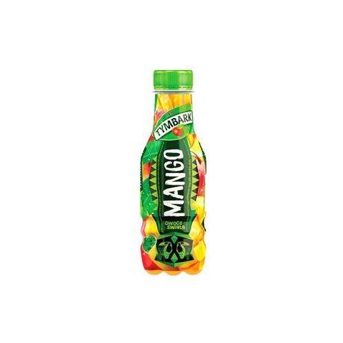 Tymbark Napój wieloowocowy owoce świata mango 400 ml (5900334009449)