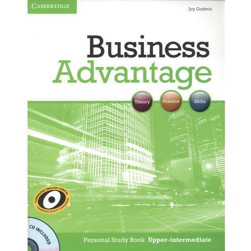 Business Advantage Upper Intermediate Personal Study Book with Audio CD, Cambridge University Press