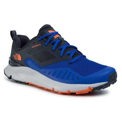 Buty - rovereto nf0a3ml3my5i tnf blue/puffin's bill marki The north face