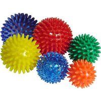 Jeżyk - piłka z kolcami do ćwiczeń i masażu 10cm