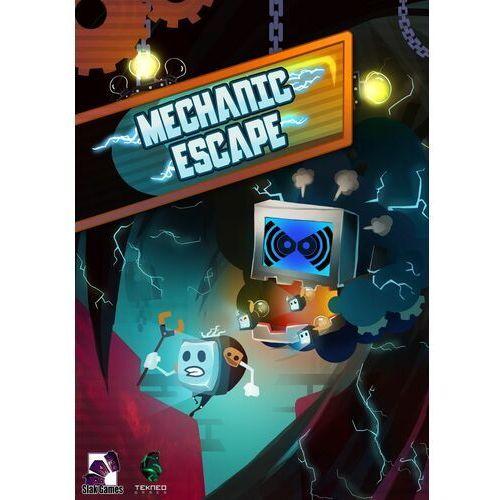 Plug in digital Mechanic escape - k00847- zamów do 16:00, wysyłka kurierem tego samego dnia!