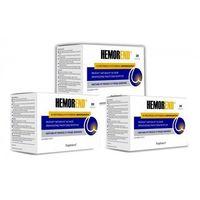 Hemorend 20 saszetek preparat na hemoroidy Zestaw 3 opakowania