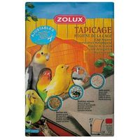 Zolux wkład piaskowany do klatki duży 43 x 28 cm - darmowa dostawa od 95 zł! (3336021460439)