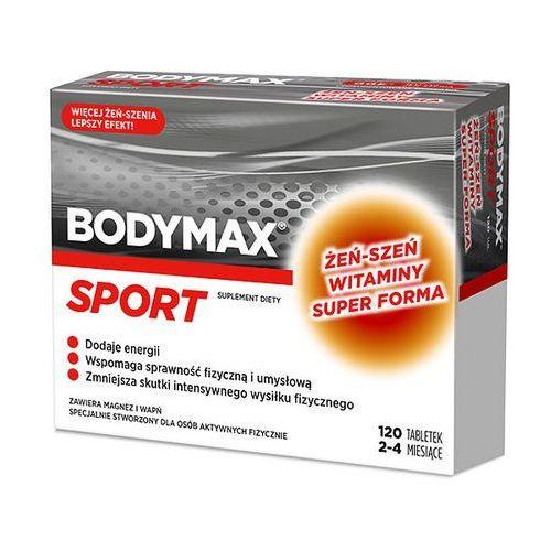 Axellus Bodymax sport tabl. 120 tabl