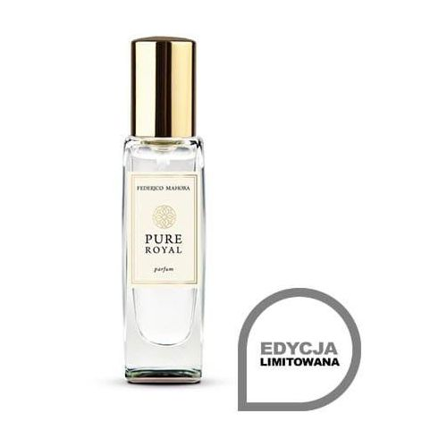 Federico mahora - fm group Perfumy pure royal damskie fm 142 (15 ml) - fm group