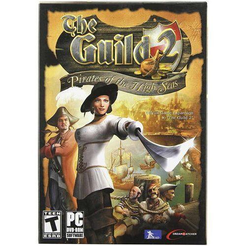 The guild 2 pirates of the european seas - k00340- zamów do 16:00, wysyłka kurierem tego samego dnia! marki Nordic games