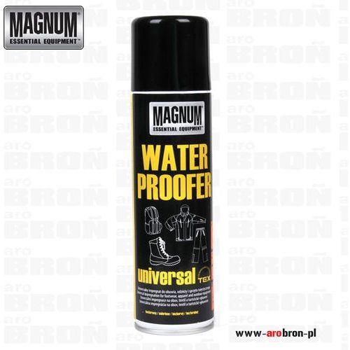 Impregnat waterproofer - uniwersalny, do butów i odzieży marki Magnum