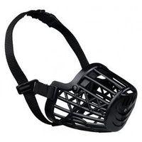 Trixie Kaganiec plastikowy dla psa rozmiar 7 (XL) czarny [17607] (4011905176079)