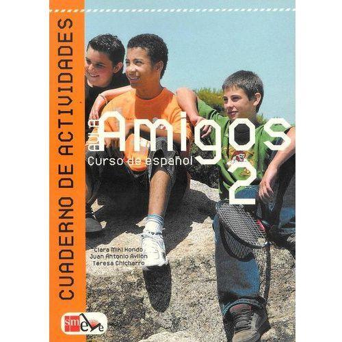 Aula Amigos 2 ćwiczenia, Ediciones SM