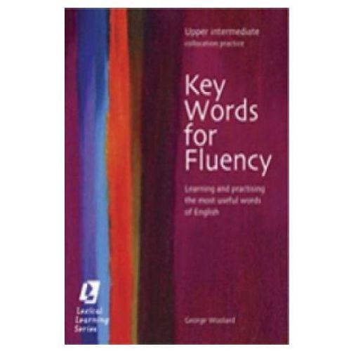 Key Words For Fluency Upper Intermediate Collocation Practice (9780759396272)