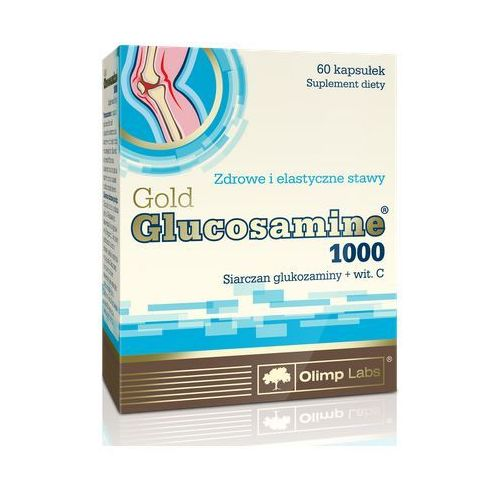 Kapsułki Olimp Gold Glukozamina 1000 60 kaps