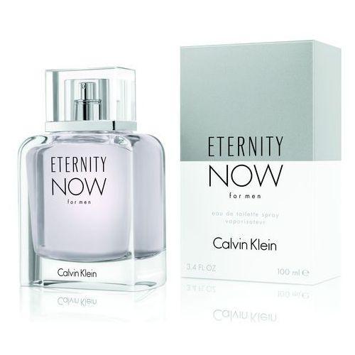Calvin Klein Eternity Now For Men woda toaletowa 50 ml dla mężczyzn - Ekstra oferta