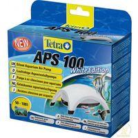 pompa napowietrzająca aps 100 biała do akw. 50 - 100l marki Tetratec