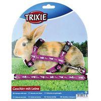 szelki dla królika z motywem regulowane 25-44cm marki Trixie