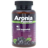 Aronia Powder - błonnik aroniowy 120 kaps - Pharmovit (5060387202942)