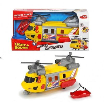 Helikoptery Dickie Toys