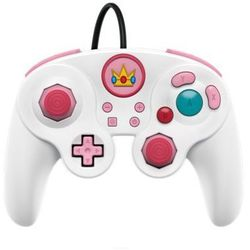 Pdp Wired fight pad pro super smash bros - peach do nintendo switch kontroler