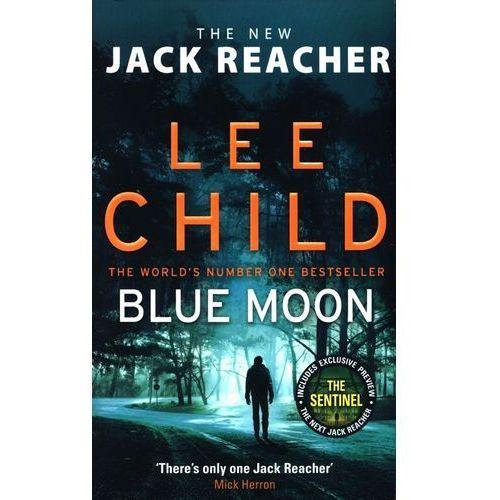 Blue moon - Child Lee - książka, oprawa miękka