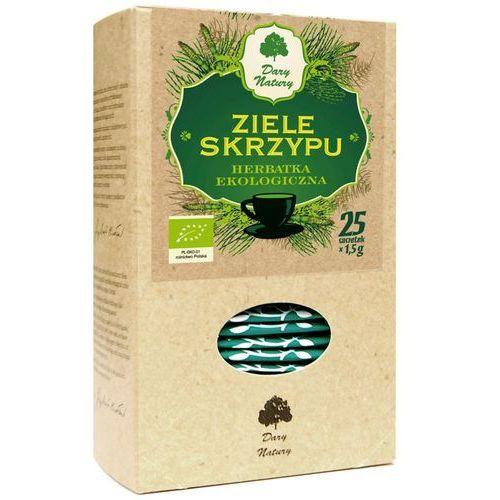 Dary natury - herbatki bio Herbatka ziele skrzypu bio (25 x 1,5 g) - dary natury