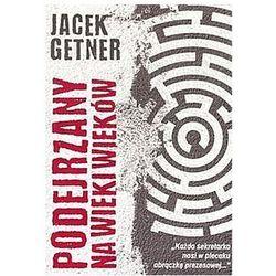 Książki horrory i thrillery  Getner Jacek InBook.pl