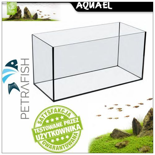 akwarium proste 80x35x40 112l marki Aqua el
