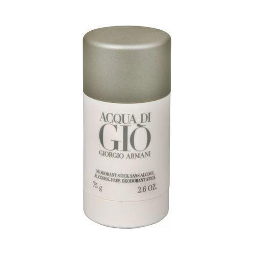 Giorgio armani acqua di gio pour homme dezodorant w sztyfcie 75 ml
