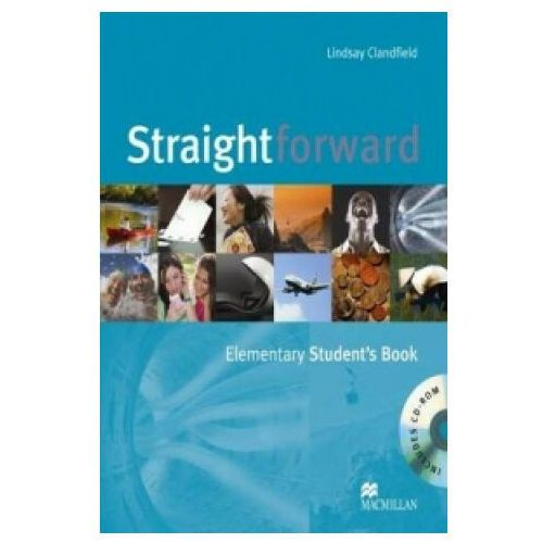 Straightforward elementary Student`s book + Cd, Clandfield Lindsay