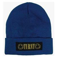 czapka zimowa DGK - Turnt Beanie Blue (BLUE) rozmiar: OS