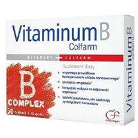 Tabletki Vitaminum B x 60 tabletek (50+10 gratis)