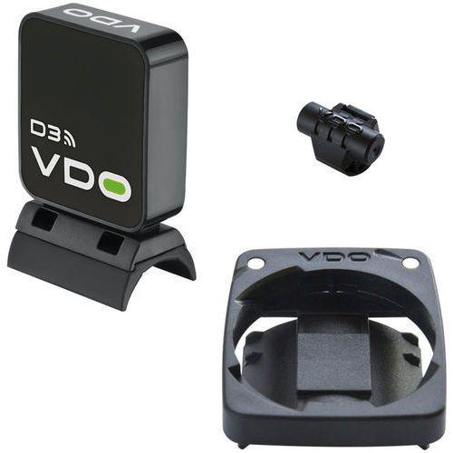 zestaw radiowy m3 / m4 + magnes czarny 2017 akcesoria do liczników marki Vdo