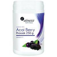 Proszek Acai Berry 3200 ekstrakt 4:1 w proszku - 250g – Aliness