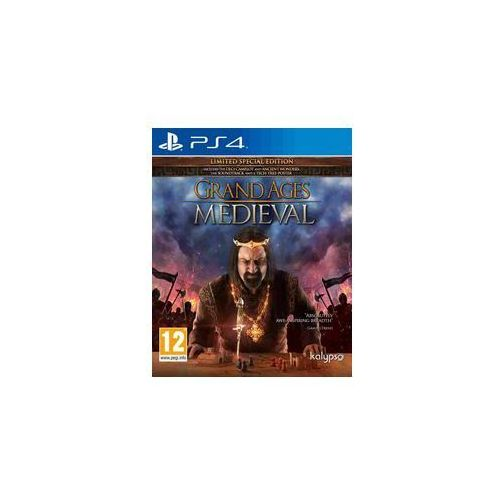 Grand Ages: Medieval PS4 - CDP.pl