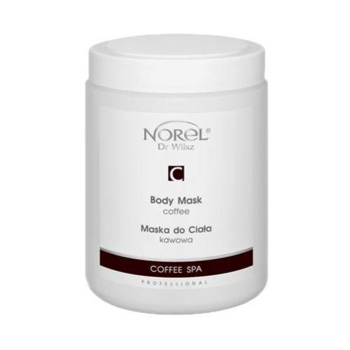 Norel (Dr Wilsz) COFFEE SPA BODY MASK COFFEE Kawowa maska do ciała (PN306)