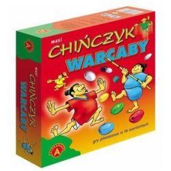 Chińczyk - Warcaby. Maxi. Gra Planszowa