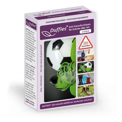 Poduszki/wkładki antyzapachowe do butów anti geruchs kissen marki Duffies