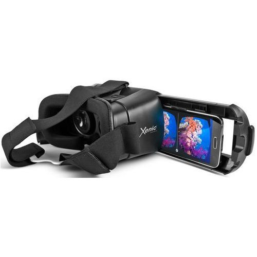 Gogle VR XENIC z kontrolerem bluetooth VR-VIII