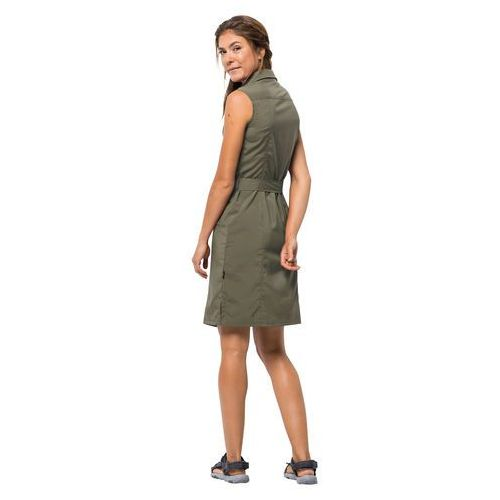Sukienka SONORA DRESS - burnt olive, 1503991-5033002