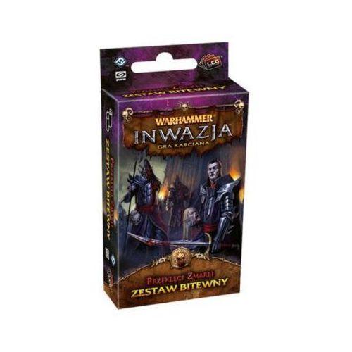Warhammer Inwazja Przekleci Zmarli Fantasy Flight Games