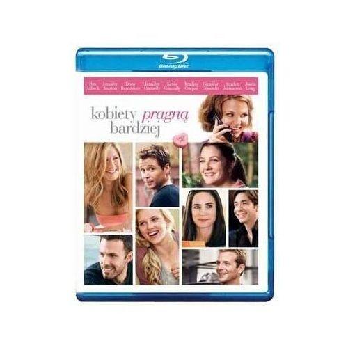 Kobiety pragną bardziej (Blu-Ray) - Ken Kwapis DARMOWA DOSTAWA KIOSK RUCHU (7321999248031)