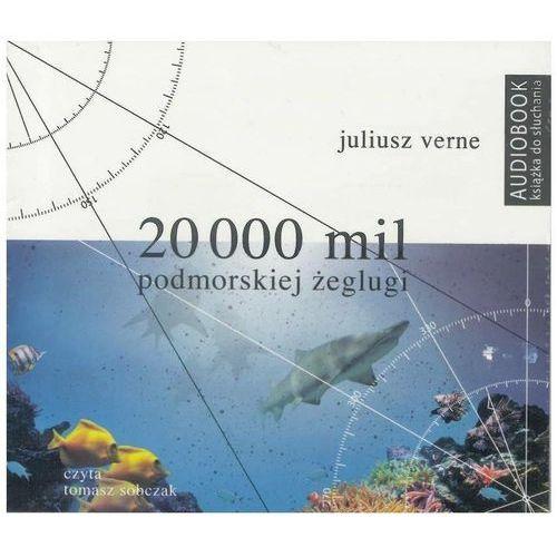 20 000 mil podmorskiej żeglugi - CD (9788380820210)