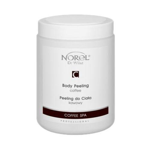 Coffee spa body peeling coffee kawowy peeling do ciała (pp305) - 500 ml Norel (dr wilsz)