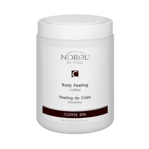 Norel (dr wilsz) coffee spa body peeling coffee kawowy peeling do ciała (pp309) - 1000 ml