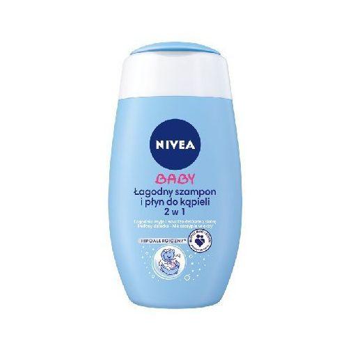 Nivea , baby. szampon i płyn do kąpieli 2w1, 200ml - nivea