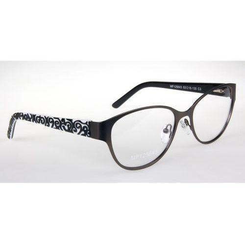 Oprawki okularowe Lorenzo MF125643 c3 - gun