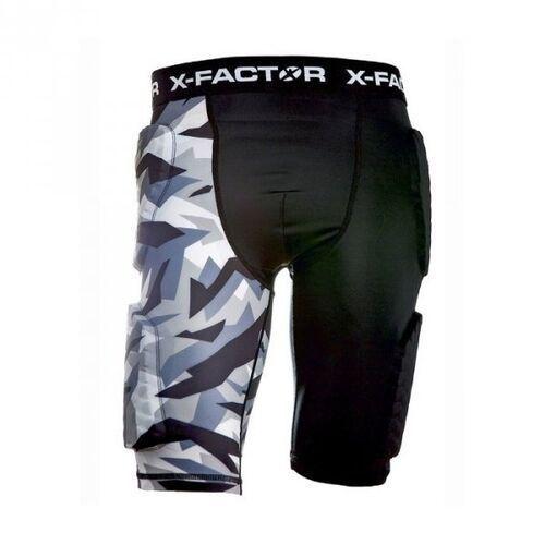 X-factor Spodenki qbi (snow camo)