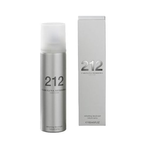 Carolina herrera 212 woman deo spray 150ml