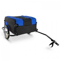 DURAMAXX Mountee Przyczepka rowerowa Przyczepka transportowa 130 l 60kg Rura stalowa