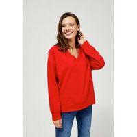Czerwona bluza damska 8F40AD Oferta ważna tylko do 2031-07-09