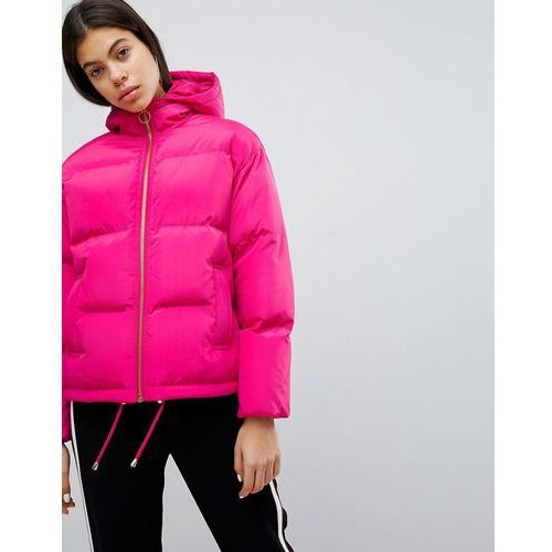 34e9265d4e7bd Ultimate padded jacket - pink (ASOS) opinie + recenzje - ceny w ...